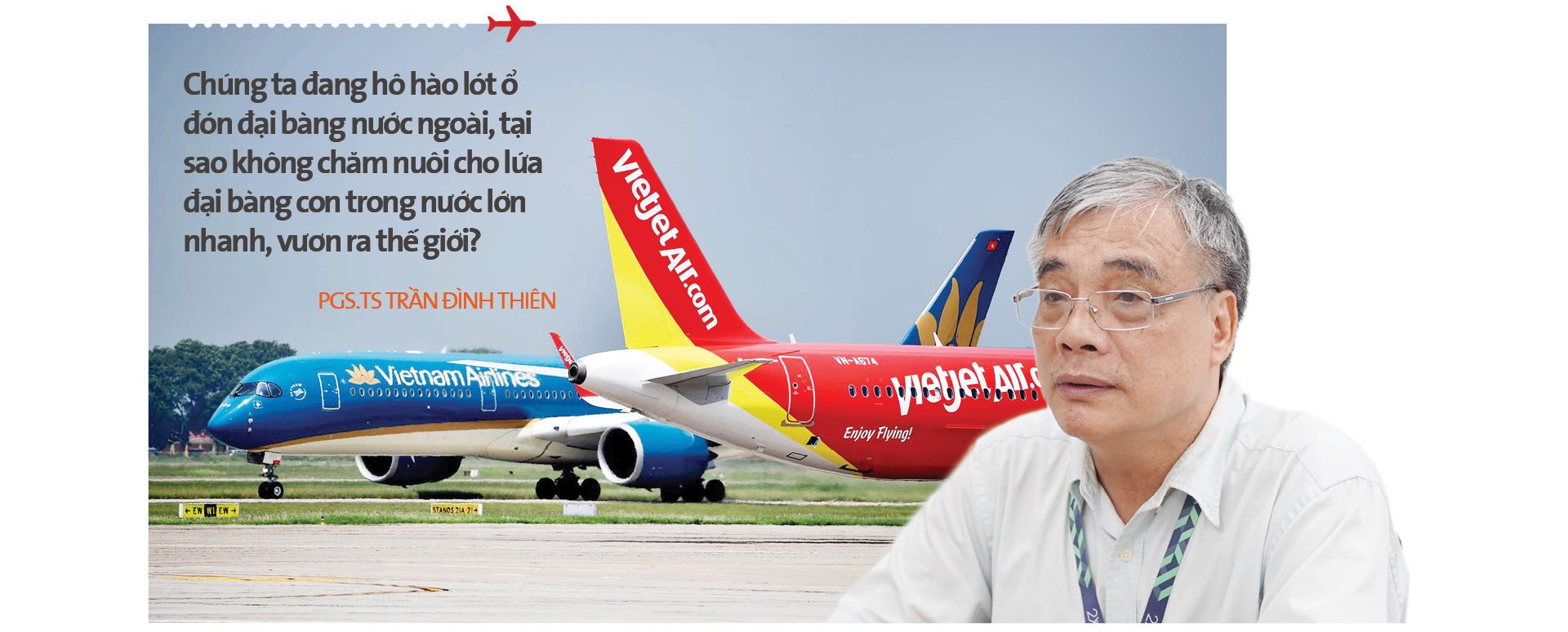 'Lựa chọn hỗ trợ hàng không vì tương lai của đất nước' - Ảnh 9.