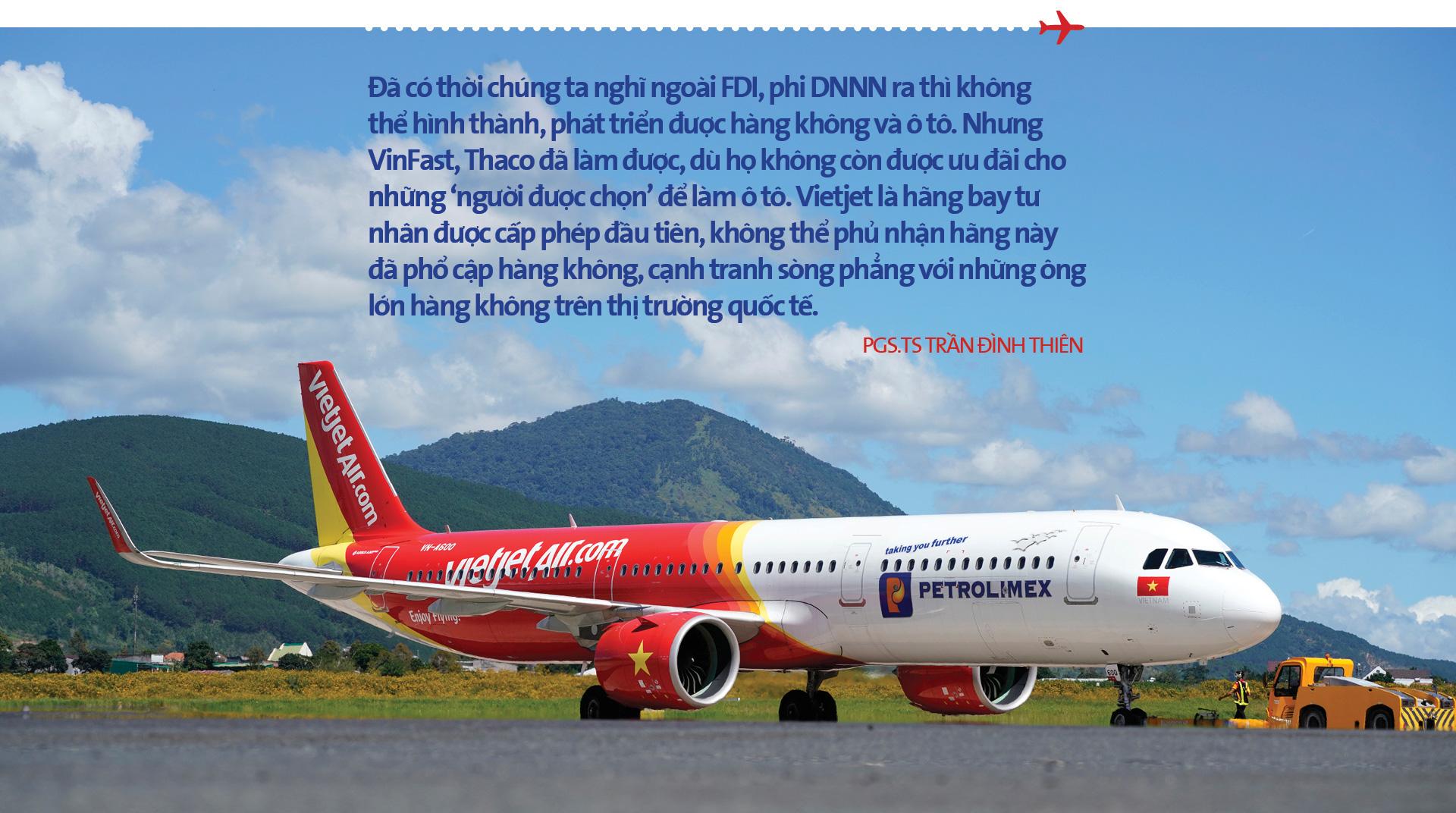 'Lựa chọn hỗ trợ hàng không vì tương lai của đất nước' - Ảnh 10.