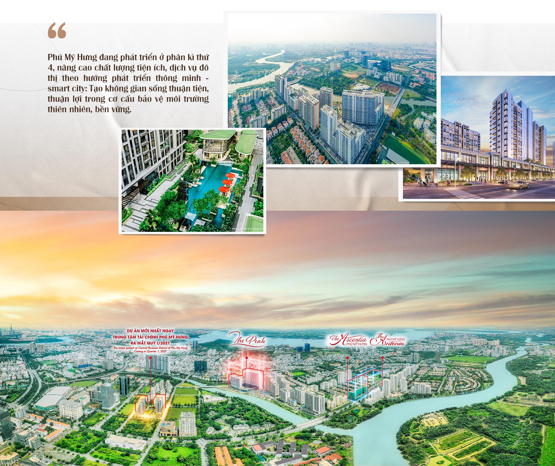 Bất động sản TPHCM: Sôi động nhiều nơi, nhưng Phú Mỹ Hưng mới có nhiều cơ hội - Ảnh 9.