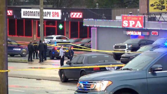 Xả súng liên tiếp 3 tiệm spa ở Mỹ, 8 người thiệt mạng - Ảnh 1.