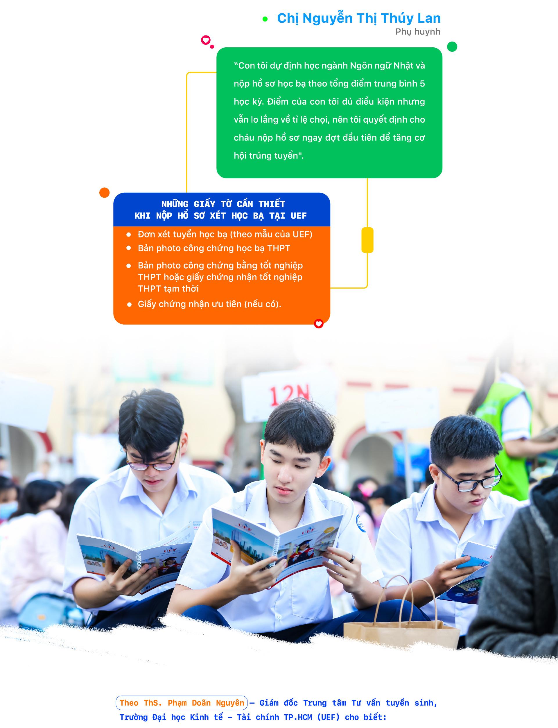 Kịch bản Xét học bạ vào đại học 2021 - Ảnh 4.