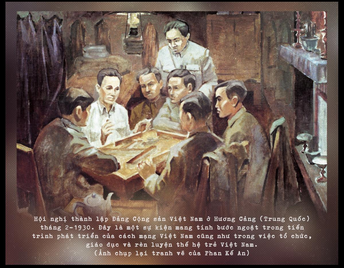 Kỳ 1 - Tổ chức chính trị - xã hội của thanh niên Việt Nam - Ảnh 2.