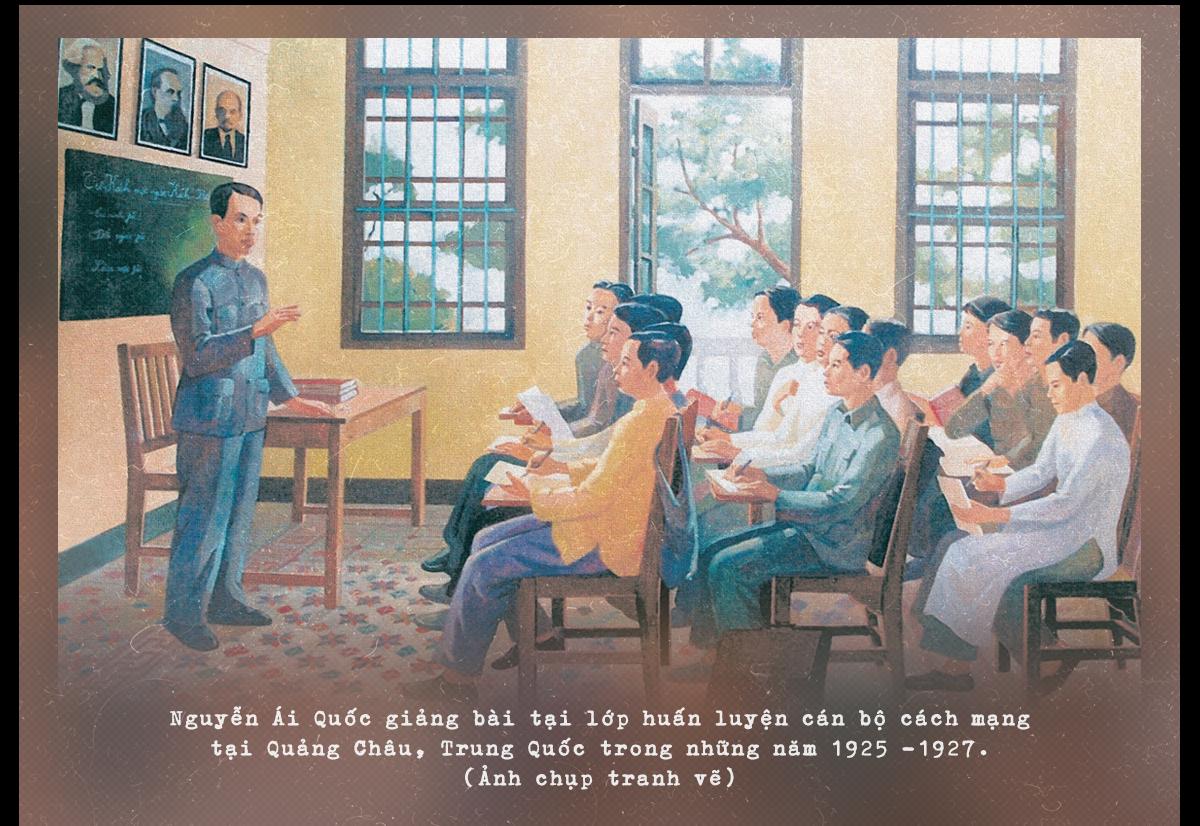 Kỳ 1 - Tổ chức chính trị - xã hội của thanh niên Việt Nam - Ảnh 1.