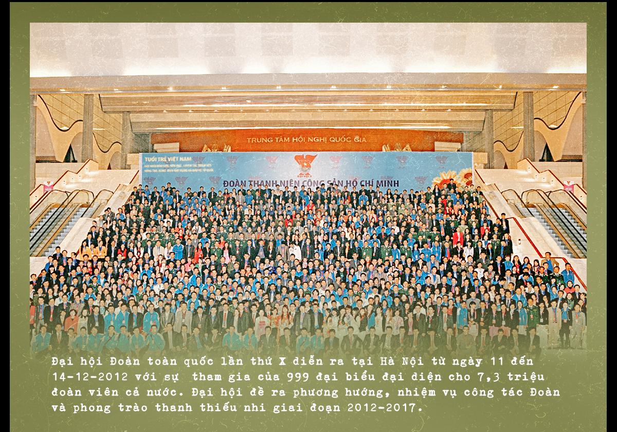 Kỳ 3 - Dấu ấn qua các kỳ Đại hội Đoàn - Ảnh 3.