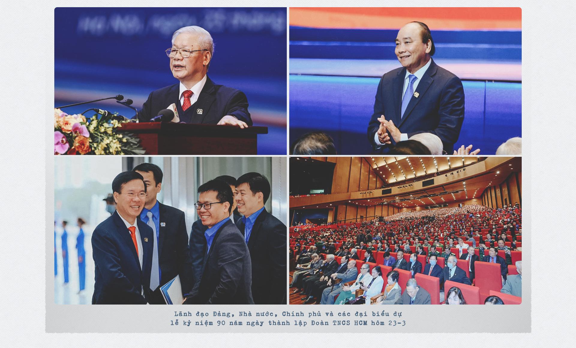 Kỳ 3 - Dấu ấn qua các kỳ Đại hội Đoàn - Ảnh 4.