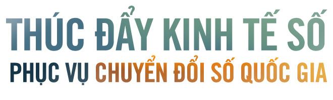 Thúc đẩy kinh tế số bằng nền tảng công nghệ Việt - Ảnh 1.