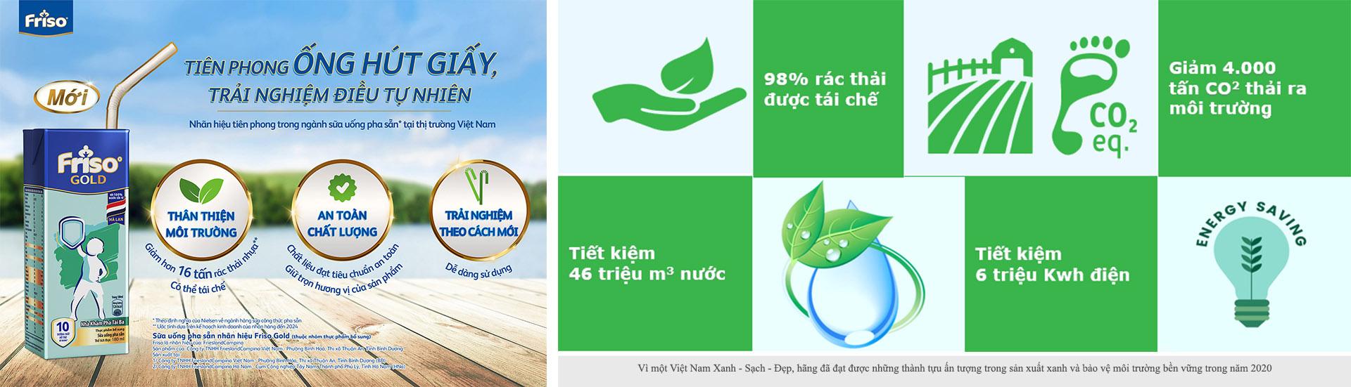 FrieslandCampina Việt Nam: 25 năm tổng lực đầu tư cho phát triển bền vững - Ảnh 8.