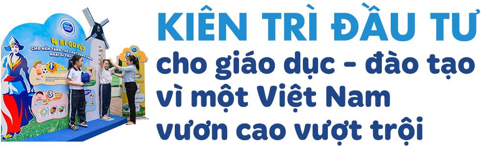 FrieslandCampina Việt Nam: 25 năm tổng lực đầu tư cho phát triển bền vững - Ảnh 1.