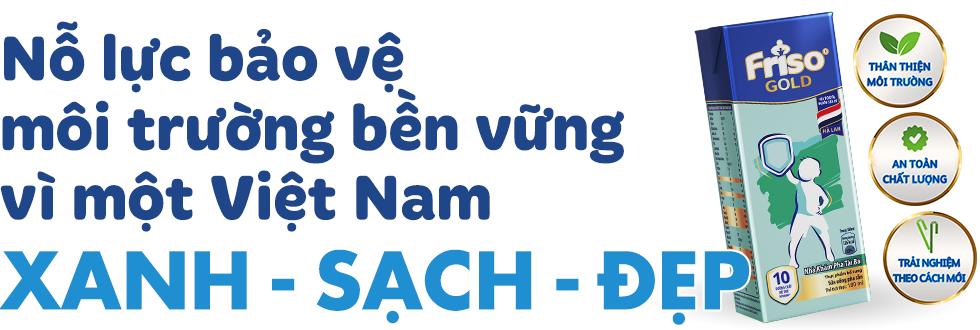 FrieslandCampina Việt Nam: 25 năm tổng lực đầu tư cho phát triển bền vững - Ảnh 6.
