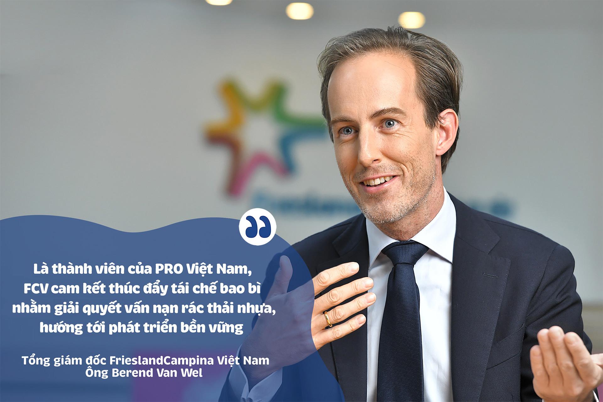 FrieslandCampina Việt Nam: 25 năm tổng lực đầu tư cho phát triển bền vững - Ảnh 7.