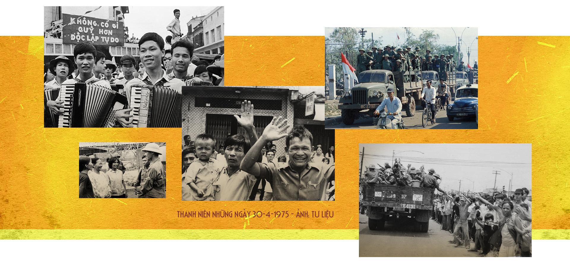Những người sinh năm 1975 kể chuyện lớn lên trong thời bình - Ảnh 9.