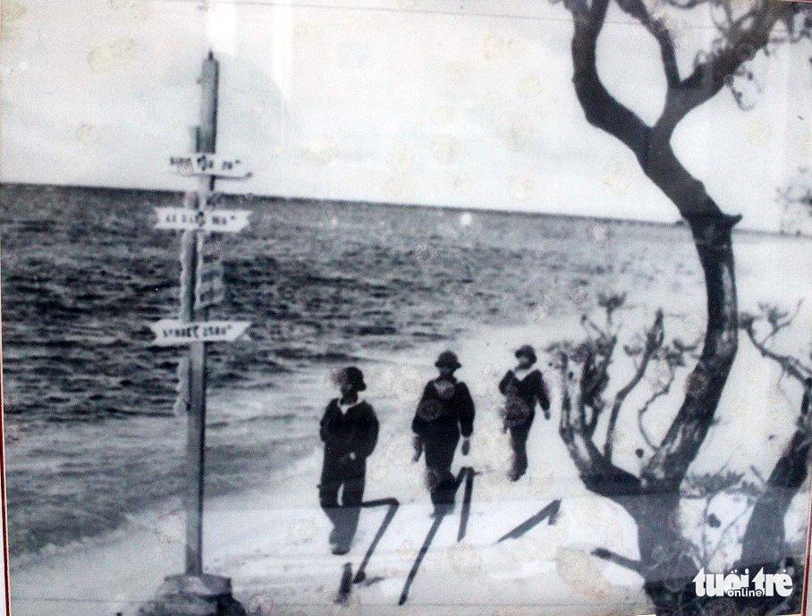 Những hình ảnh ấn tượng nhân 46 năm giải phóng Trường Sa - Ảnh 1.