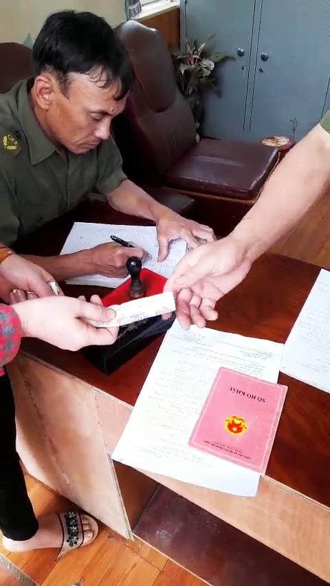 Xác minh việc thu của dân 100.000 đồng khi làm căn cước công dân gắn chip - Ảnh 1.