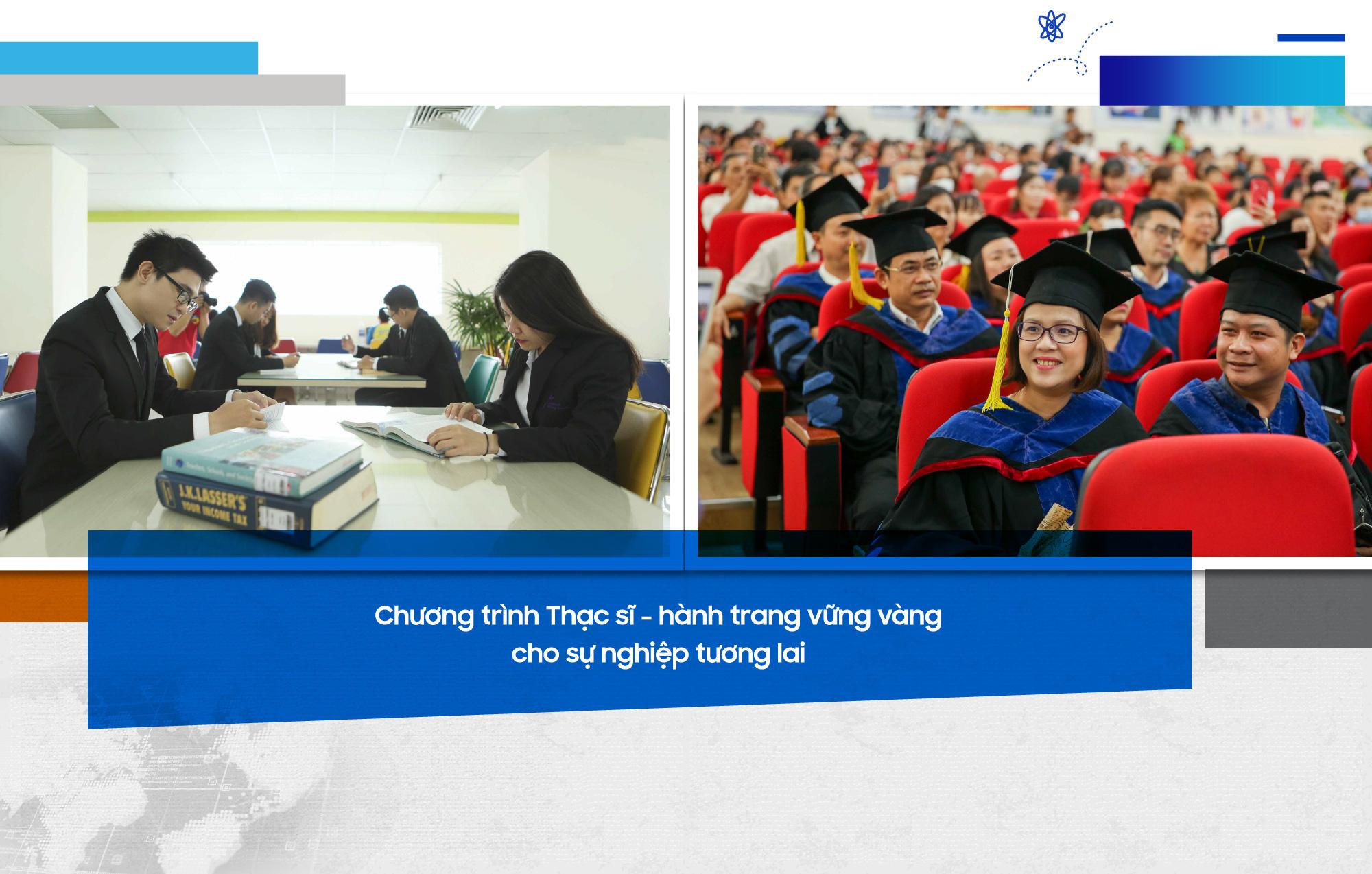 Học thạc sĩ  - Lựa chọn hàng đầu trong nền kinh tế tri thức - Ảnh 8.