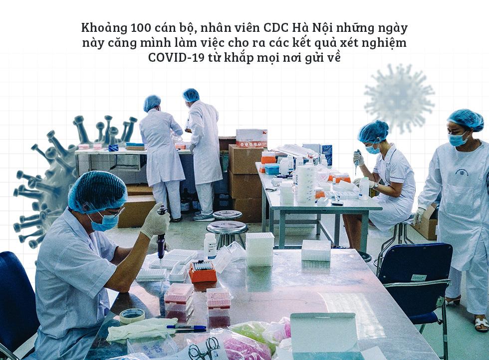 CDC Hà Nội: Nơi nóng mấy cũng chịu, không bật quạt vì sợ virus 'bay tứ tung' - Ảnh 1.