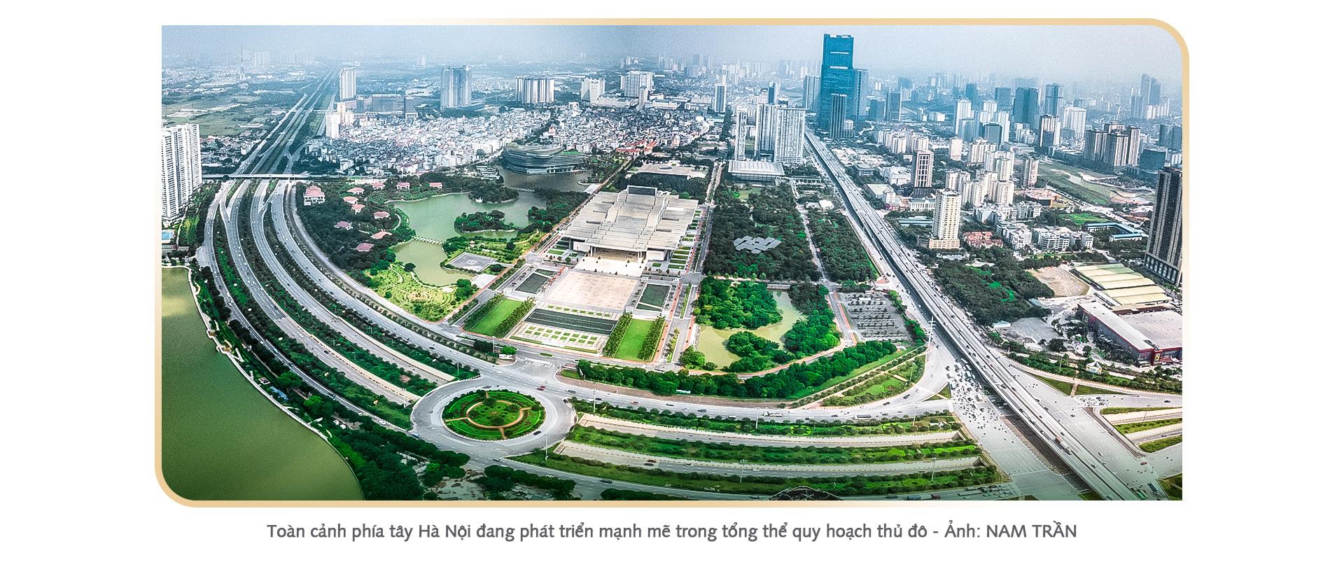 Trung tâm mới phía Tây Hà Nội thu hút nhà đầu tư quốc tế - Ảnh 3.