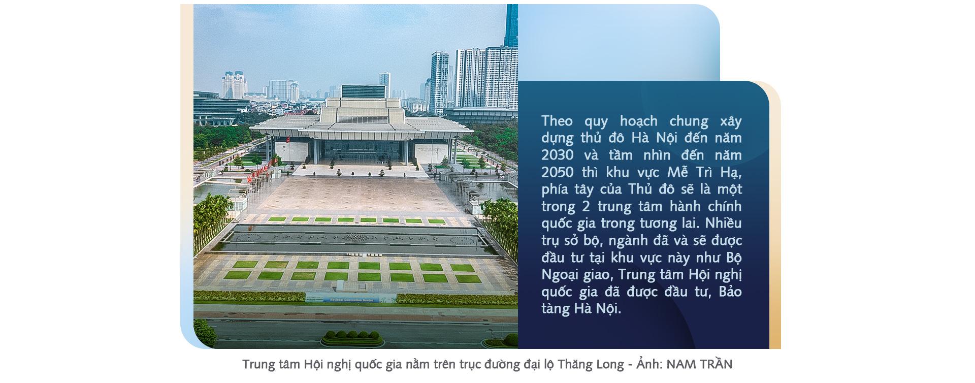 Trung tâm mới phía Tây Hà Nội thu hút nhà đầu tư quốc tế - Ảnh 6.