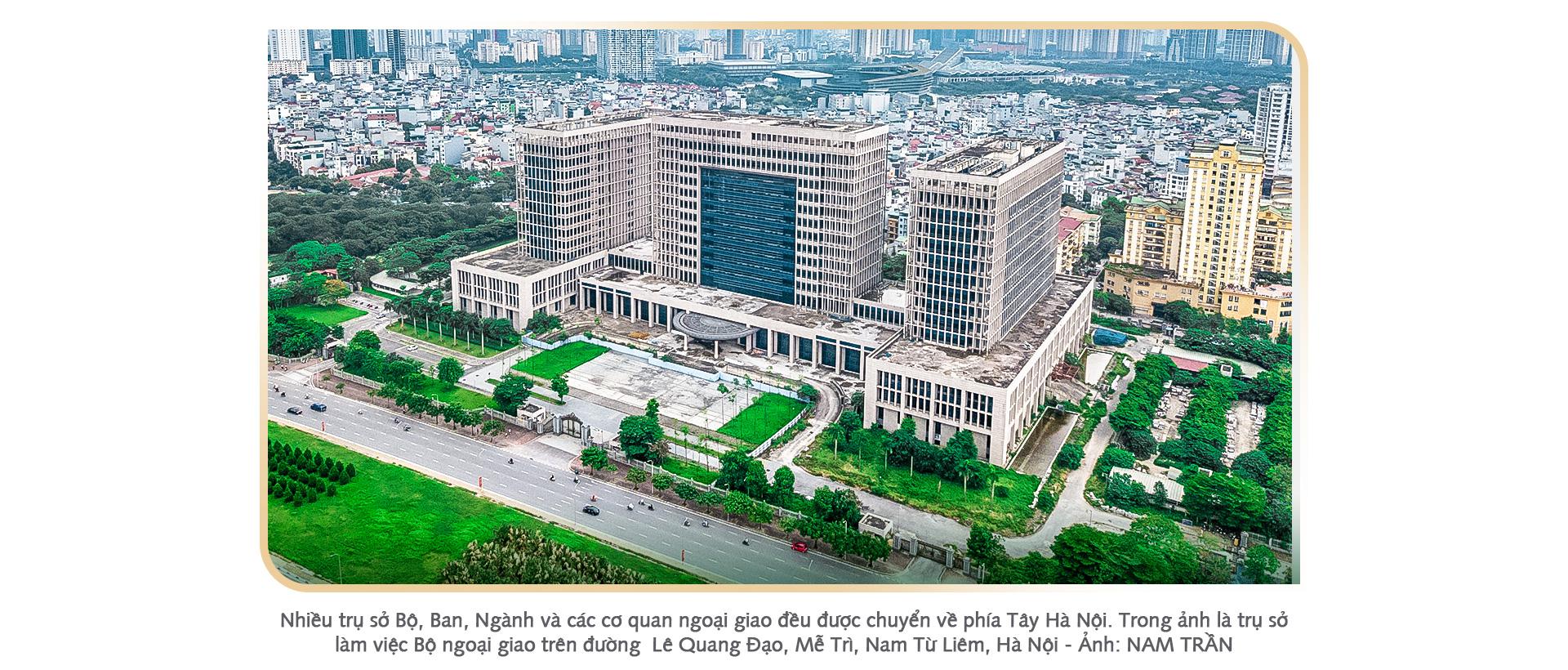 Trung tâm mới phía Tây Hà Nội thu hút nhà đầu tư quốc tế - Ảnh 9.