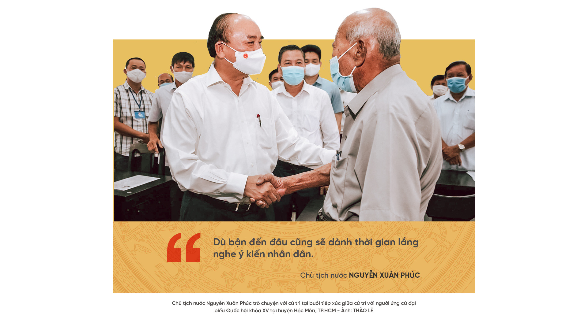 Chủ tịch nước Nguyễn Xuân Phúc: Biến truyền thống hào hùng thành sức mạnh phát triển - Ảnh 3.