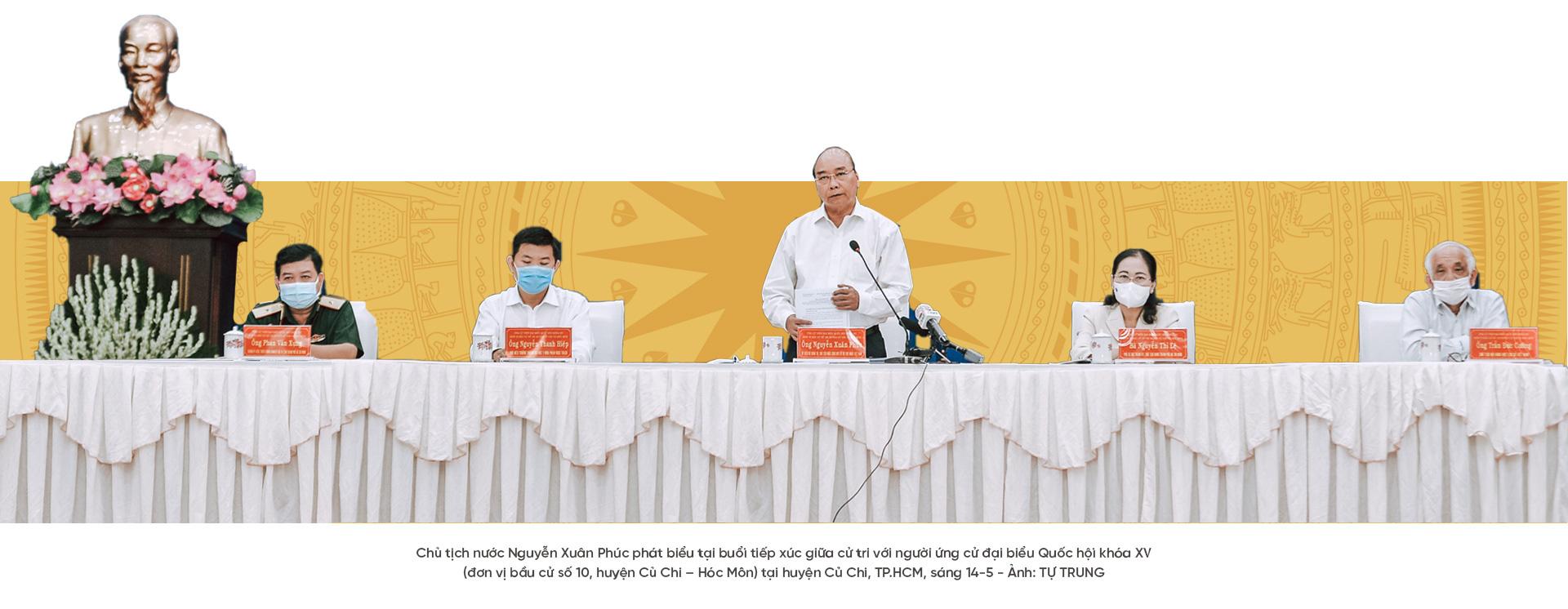 Chủ tịch nước Nguyễn Xuân Phúc: Biến truyền thống hào hùng thành sức mạnh phát triển - Ảnh 5.
