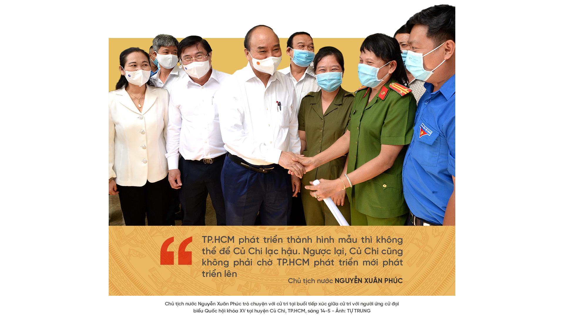 Chủ tịch nước Nguyễn Xuân Phúc: Biến truyền thống hào hùng thành sức mạnh phát triển - Ảnh 7.