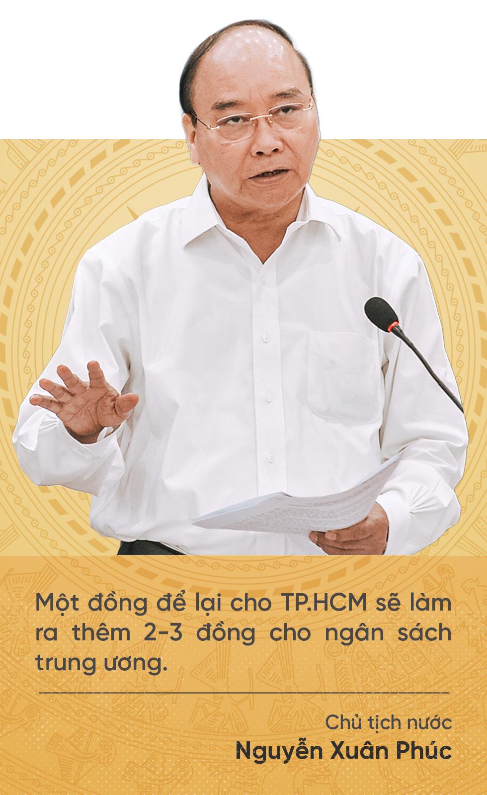 Chủ tịch nước Nguyễn Xuân Phúc: Biến truyền thống hào hùng thành sức mạnh phát triển - Ảnh 2.
