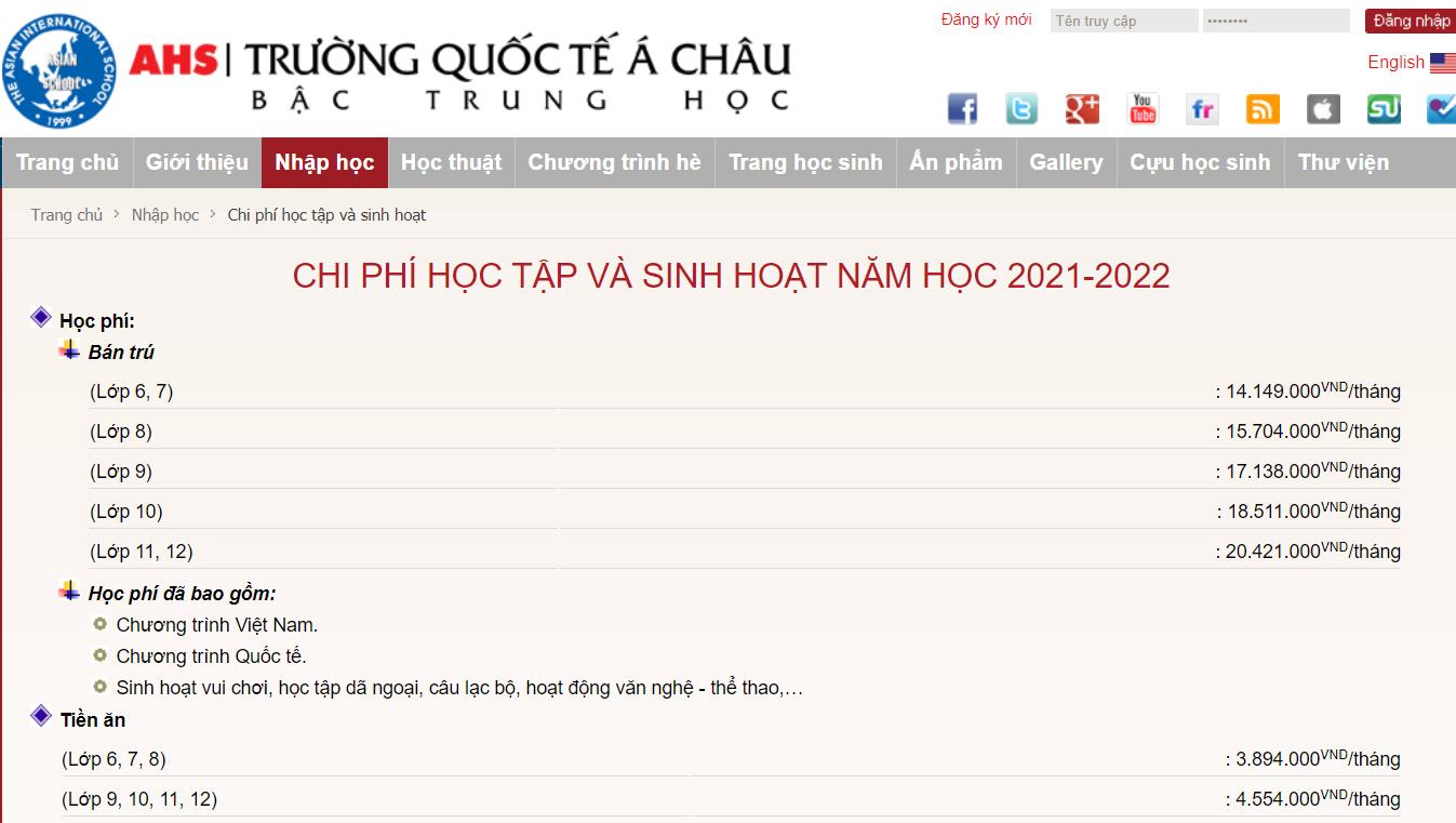 Trường Quốc tế Á Châu không nhận học sinh có phụ huynh khiếu nại học phí, đúng luật không?