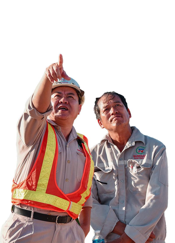 Tổng giám đốc Trung Nam: Ra biển lớn phải biết cách lèo lái con thuyền! - Ảnh 3.