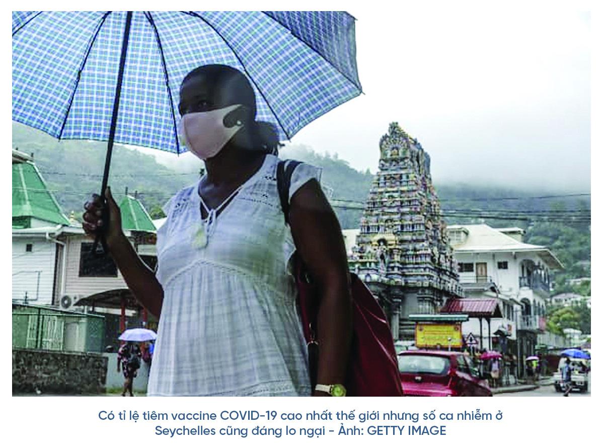 (Kì 3) Tiêm vaccine COVID-19: Lời nhắc nhở từ Seychelles và Pakistan - Ảnh 2.
