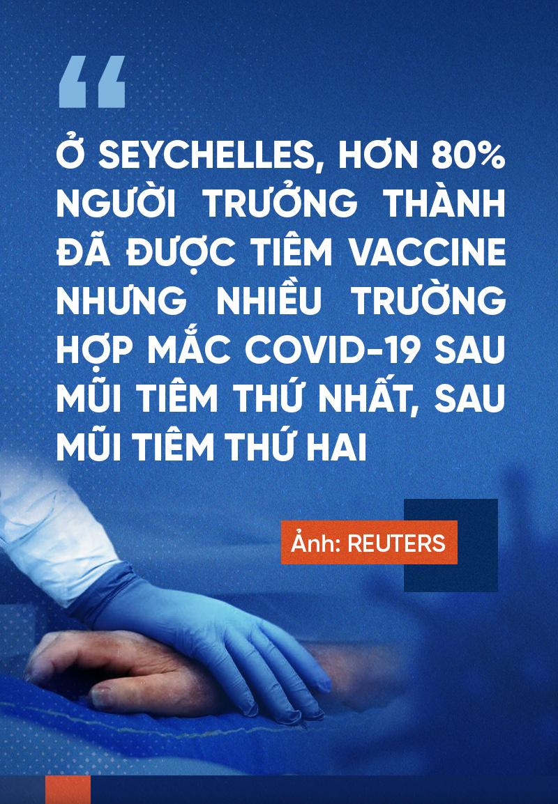 (Kì 3) Tiêm vaccine COVID-19: Lời nhắc nhở từ Seychelles và Pakistan - Ảnh 3.