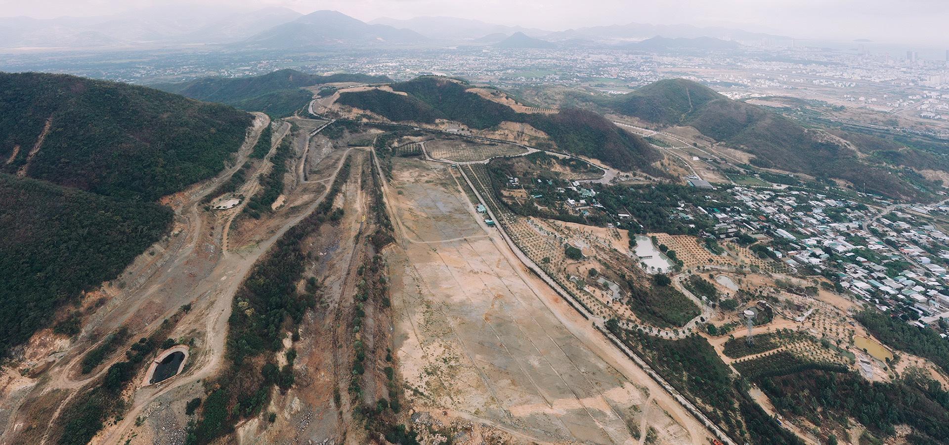 Dự án khu đô thị Đồi Đất Lành