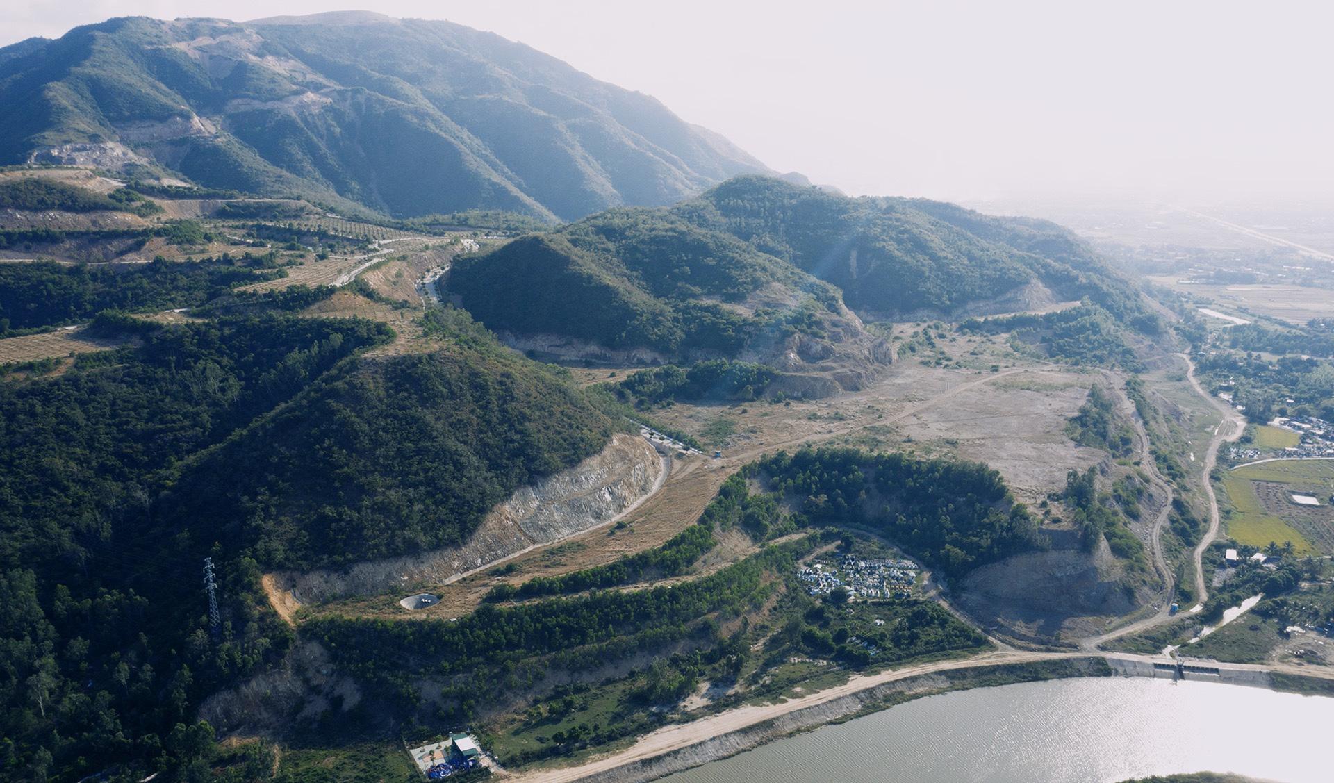 Biệt thự sông núi Vĩnh Trung