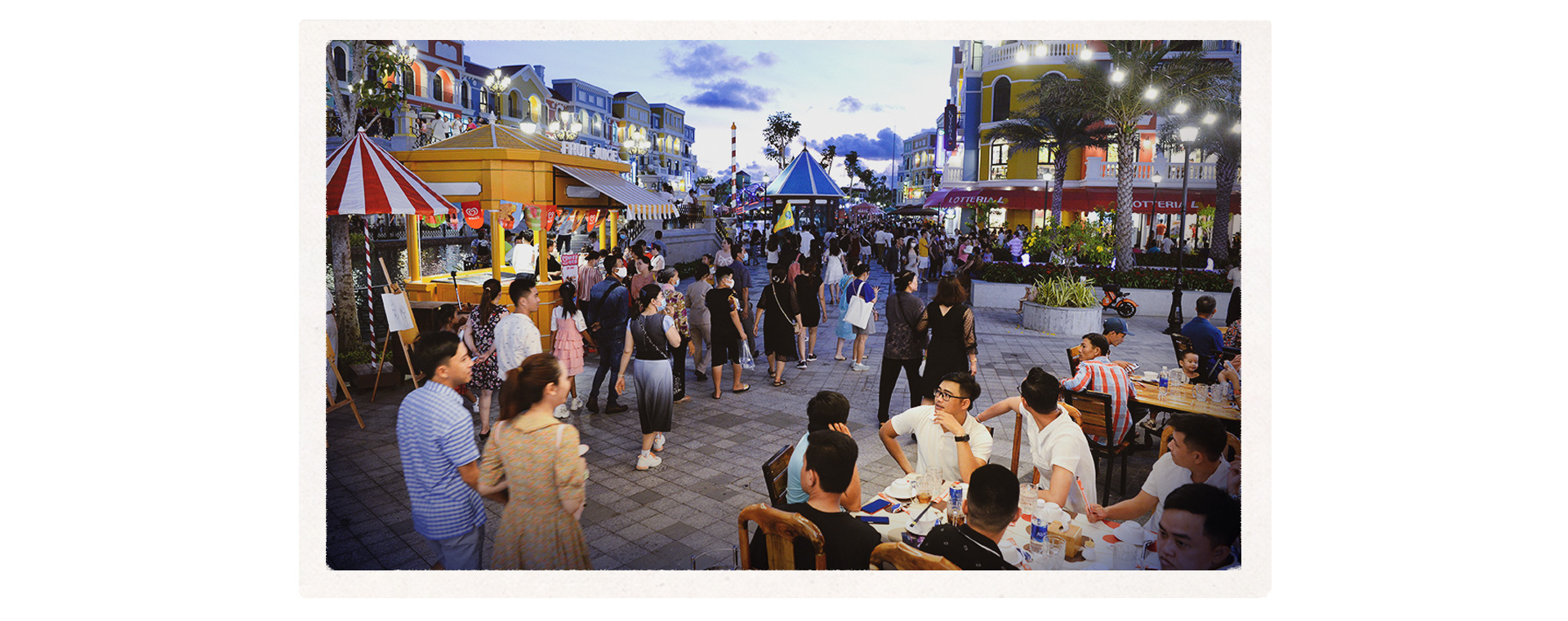 Phú Quốc ngày càng hấp dẫn với Thành phố không ngủ - Ảnh 3.