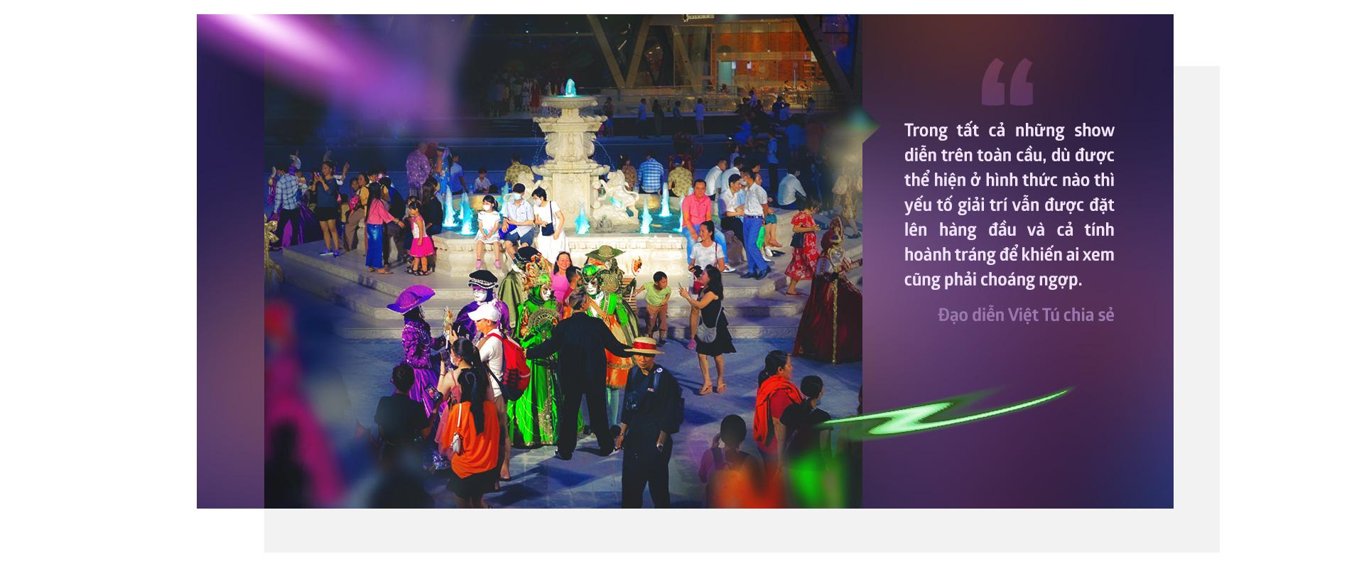 Những show diễn triệu USD mang du khách đến với Phú Quốc - Ảnh 3.