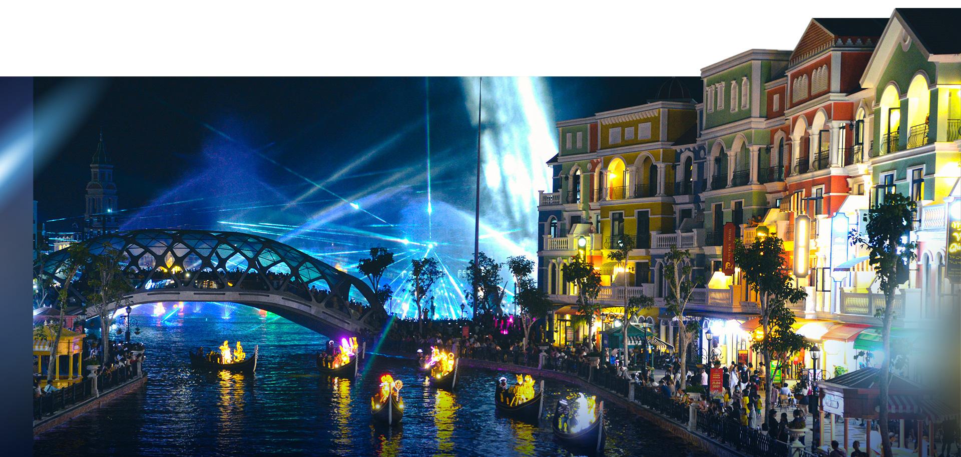 Những show diễn triệu USD mang du khách đến với Phú Quốc - Ảnh 6.