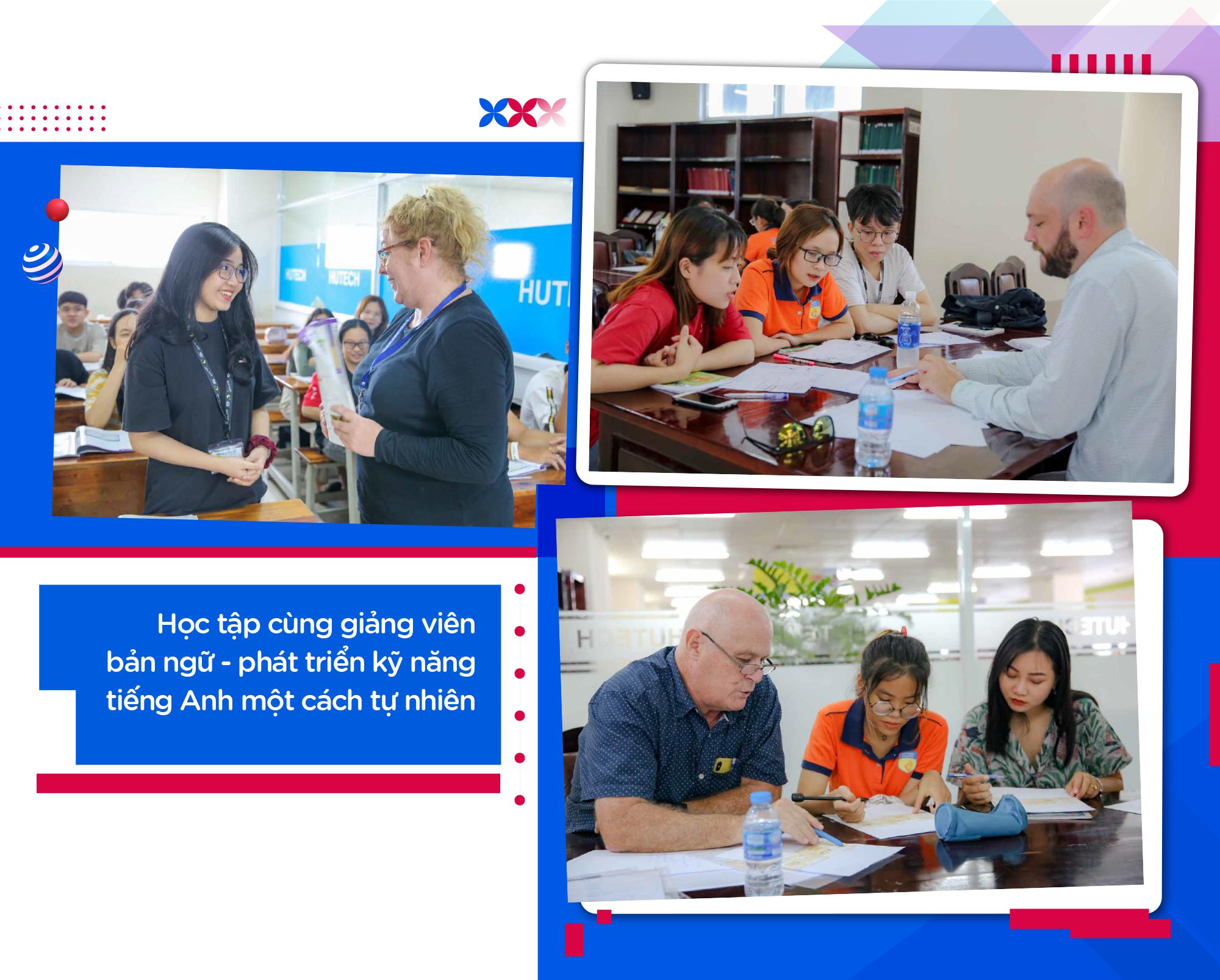 Học ngành ngôn ngữ Anh - Chọn giảng đường hội nhập - Tự tin với ngôn ngữ toàn cầu - Ảnh 3.