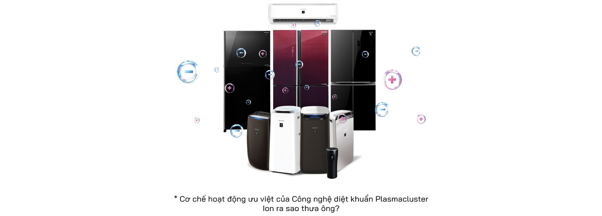 Phó tổng giám đốc Sharp Việt Nam: Chúng tôi chỉ hạnh phúc khi mang hạnh phúc đến cho người dùng - Ảnh 3.