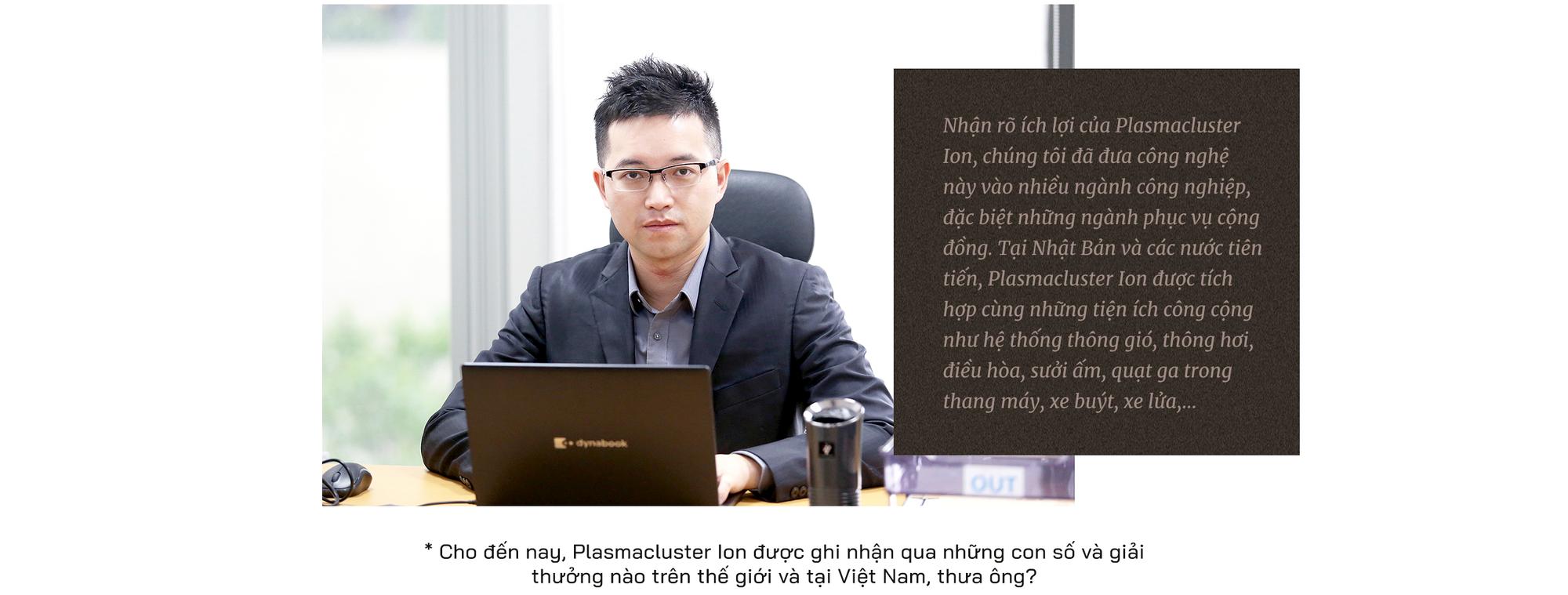 Phó tổng giám đốc Sharp Việt Nam: Chúng tôi chỉ hạnh phúc khi mang hạnh phúc đến cho người dùng - Ảnh 5.