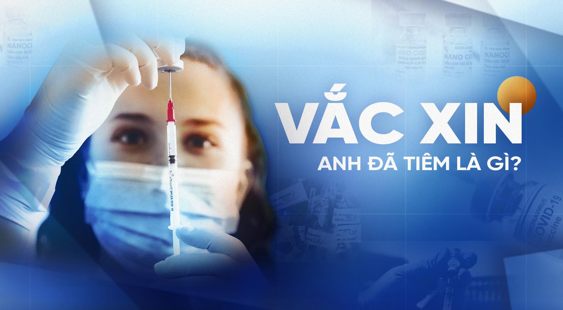 Vắc xin anh đã tiêm là gì?