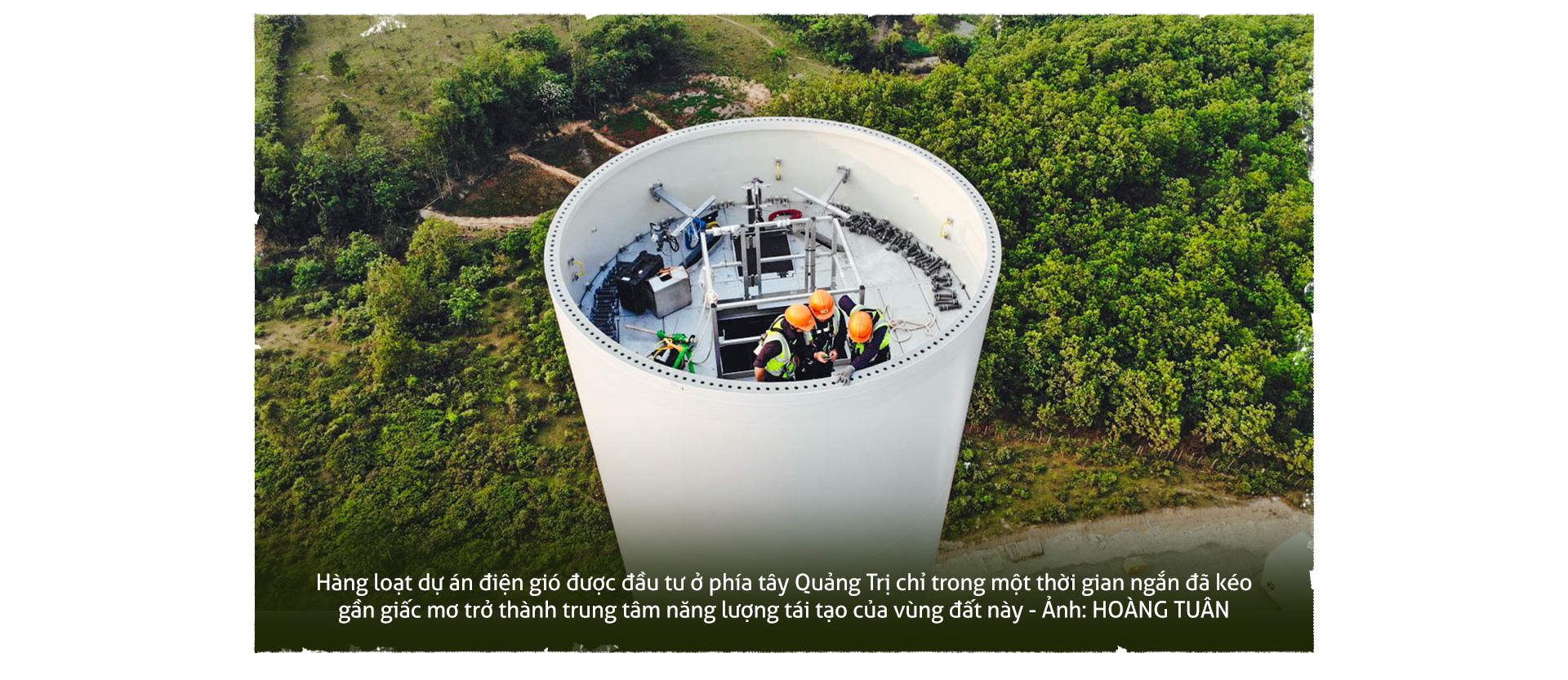 Quảng Trị xây giấc mơ thành trung tâm năng lượng tái tạo - Ảnh 3.