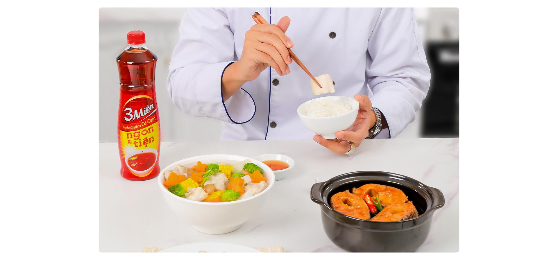 Những bữa cơm Việt truyền thống thấm đượm vị yêu thương - Ảnh 3.