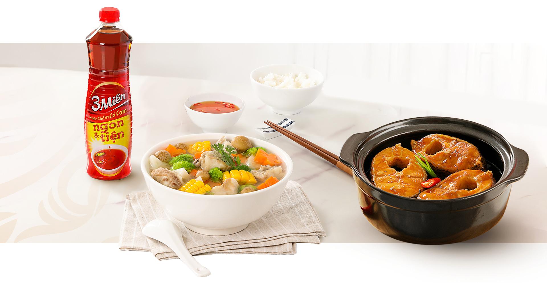 Những bữa cơm Việt truyền thống thấm đượm vị yêu thương - Ảnh 5.