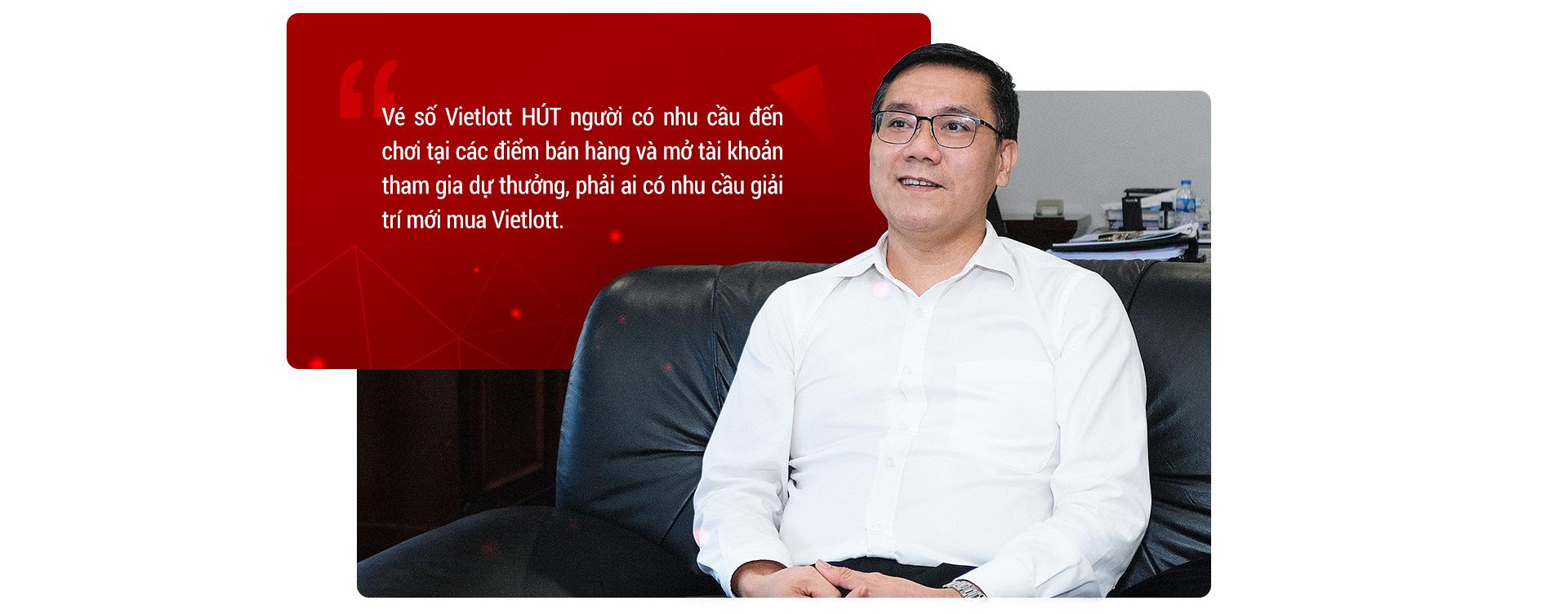 CEO Vietlott: Công nghệ giúp thay đổi nhận thức về xổ số - Ảnh 8.