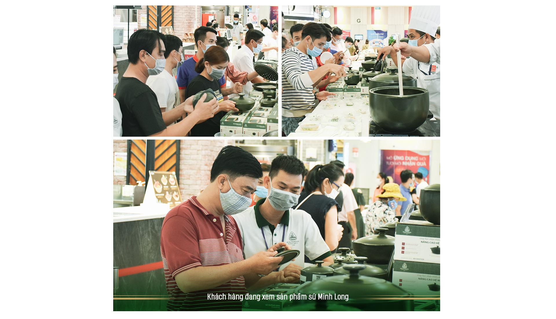 Ba năm sứ dưỡng sinh đồng hành cùng căn bếp Việt - Ảnh 9.