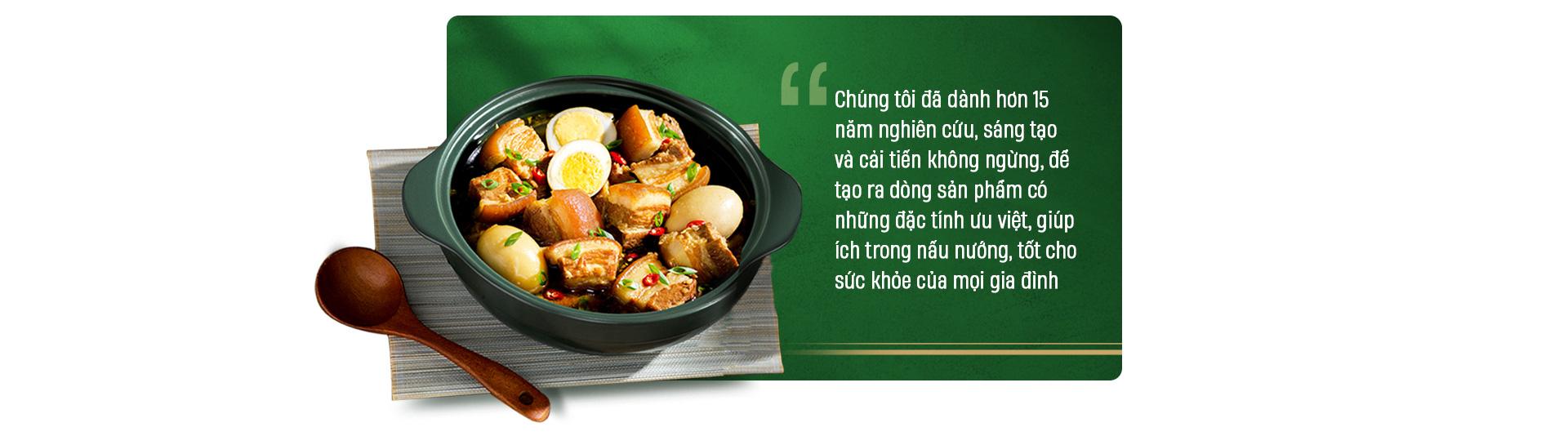 Ba năm sứ dưỡng sinh đồng hành cùng căn bếp Việt - Ảnh 3.