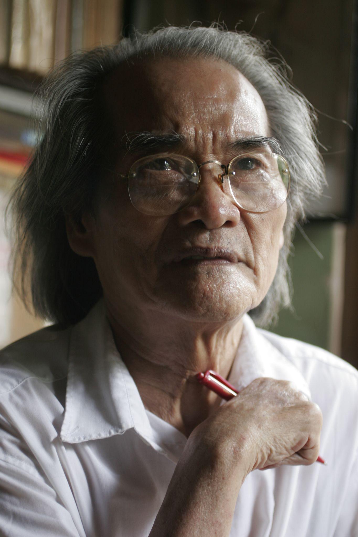 Nhà văn Sơn Tùng - tác giả Búp sen xanh - qua đời - Ảnh 1.