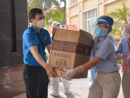 Hơn 50 tỉ đồng hỗ trợ công nhân khó khăn ở TP.HCM, Bình Dương, Đồng Nai - Ảnh 1.