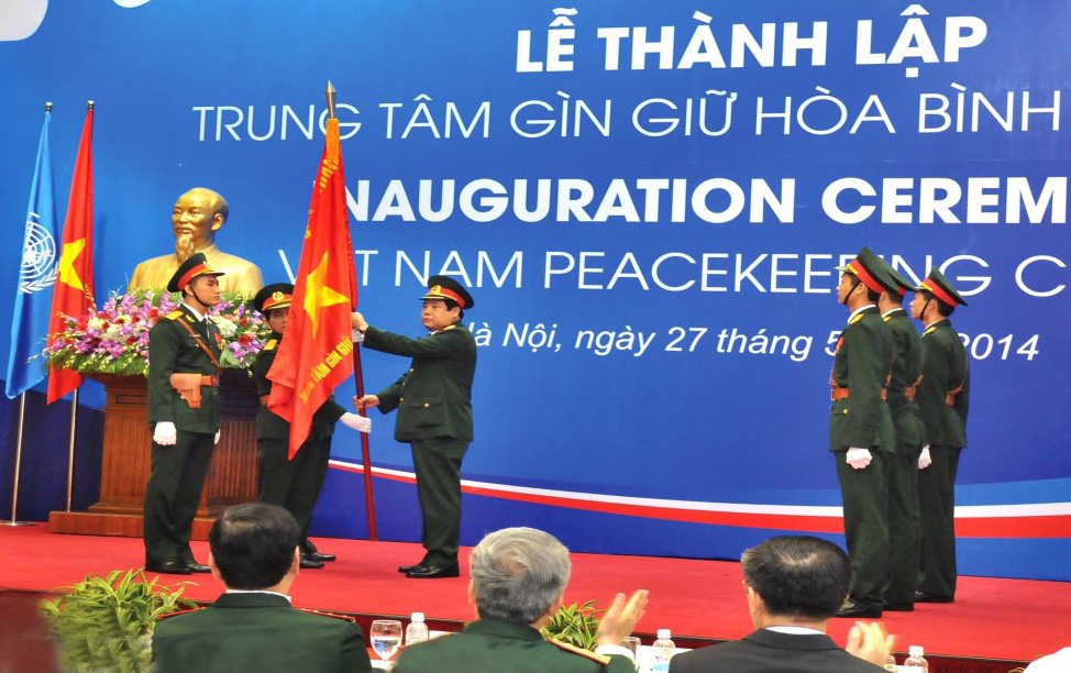 Đại tướng Phùng Quang Thanh - Anh hùng thời chiến, kiến tạo thời bình - Ảnh 7.