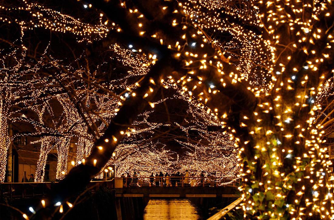 Giáng sinh rộn ràng khắp thế giới - Ảnh 3.