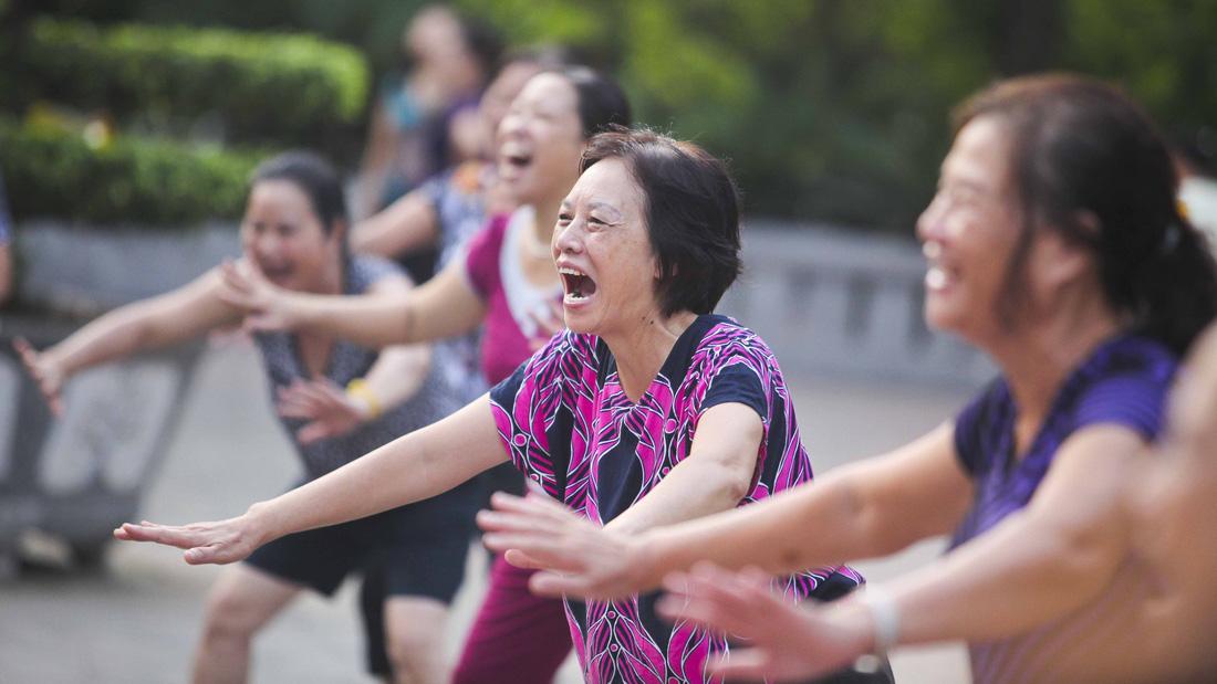 Cười càng nhiều, càng có thêm hormone hạnh phúc - Ảnh 3.